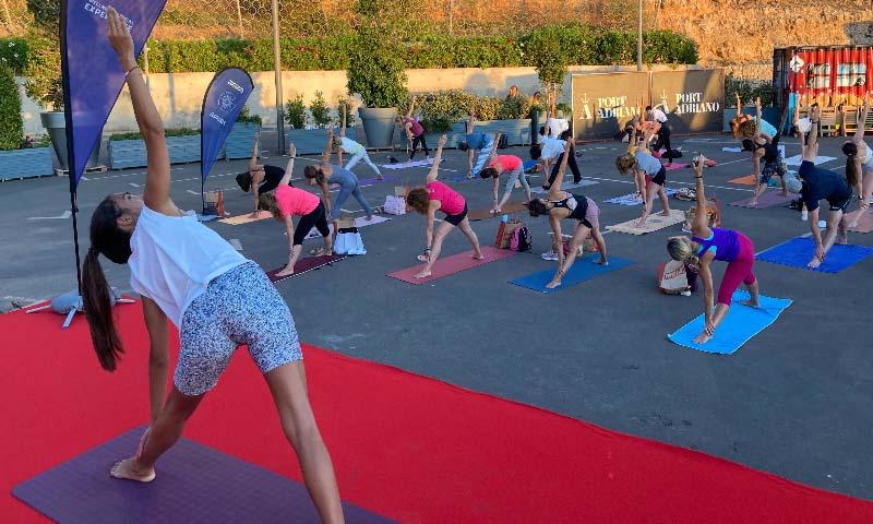 Mallorca celebró el nuevo evento solidario de salud y bienestar: 'Global Wellness Experiencia'