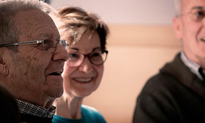 'Los acordes de la memoria', una película sobre el poder de la música en las personas con Alzheimer