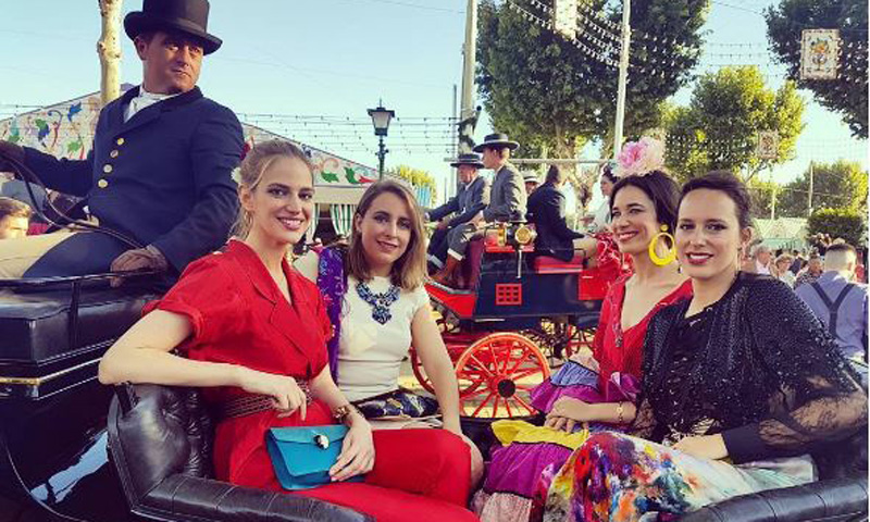 La Feria de Abril de Sevilla continúa por todo lo alto