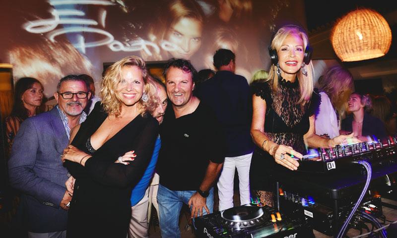 Hubertus de Hohenlohe y Julián Porras anfitriones de 'The Legendary Party II' en Marbella