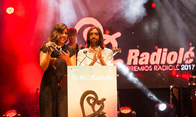 El 'duende' flamenco toma Sevilla durante los Premios Radiolé 2017