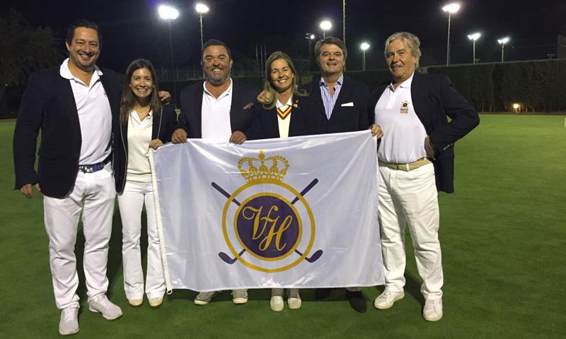 El Real Club de Golf Vista Hermosa gana la II edición de la Copa de España de Croquet GC