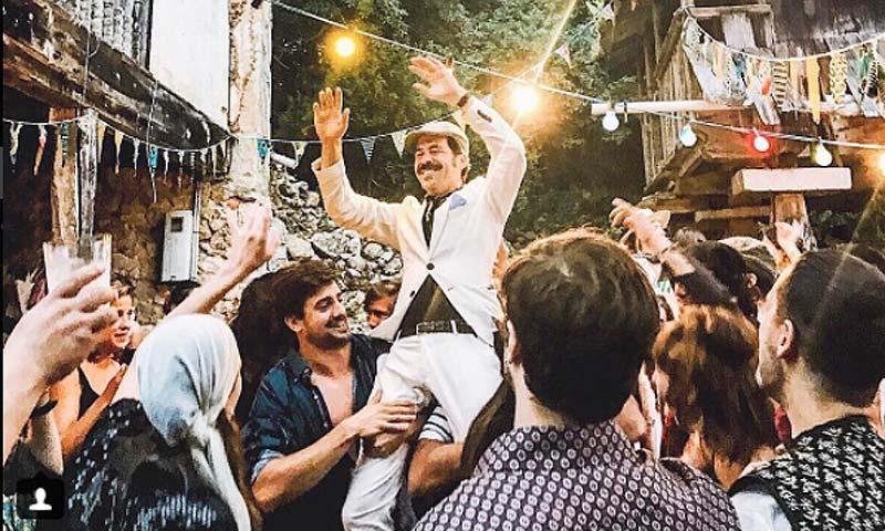 Miguel Carrizo ('Manlul') traslada Sicilia a Asturias por una noche