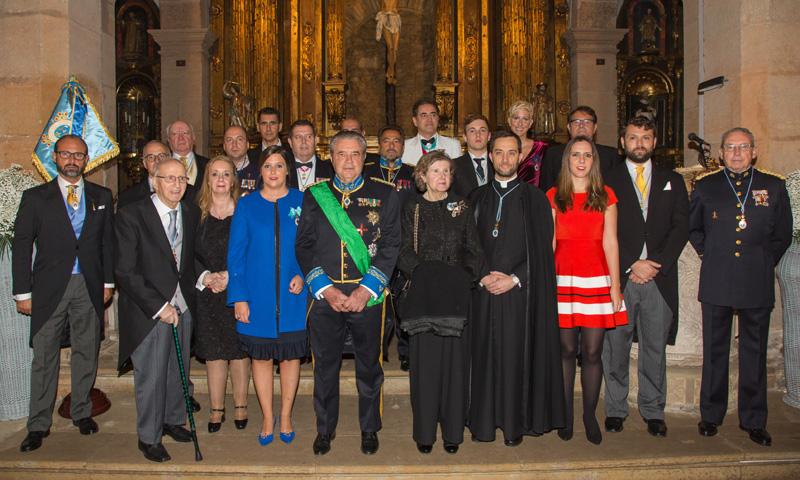 El Cuerpo de Nobleza del Principado de Asturias recibe a sus nuevos miembros y entrega sus premios anuales