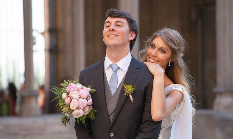 La romántica boda de Janira y Óscar