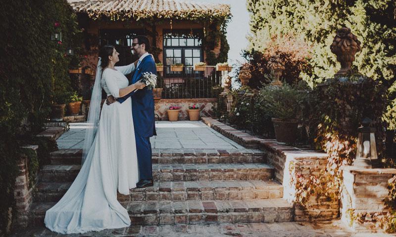 Georgina y Guillermo. Una historia entrañable que terminó en boda