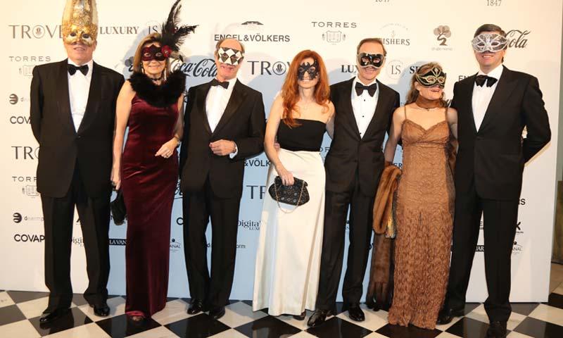 Todas las fotos del Gran Baile de Máscaras del Círculo del Liceo