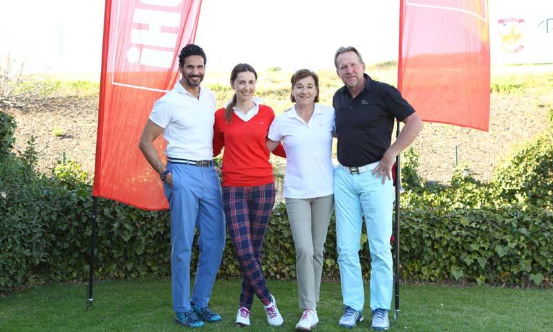 La fundación Intheos promueve un torneo de golf contra el cáncer