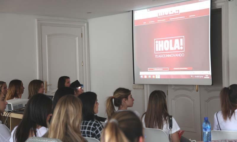 El Grupo ¡HOLA!, comprometido con la formación de las nuevas generaciones