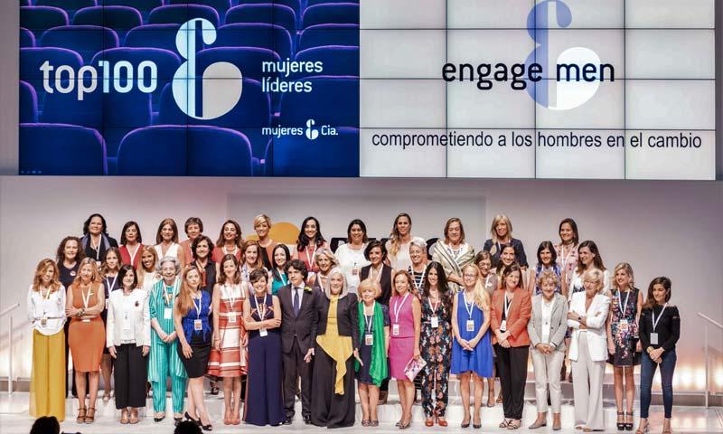 El ranking 'Top 100 Mujeres Líderes'pone en escena nuevas caras en su VI edición