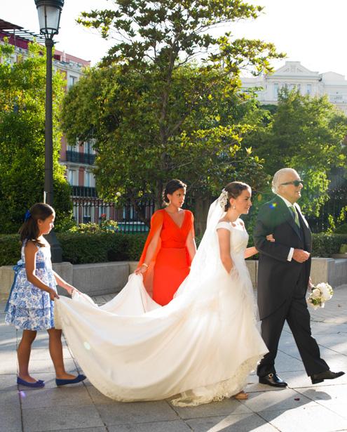 la boda de una noche de verano de mar u00eda y lauren