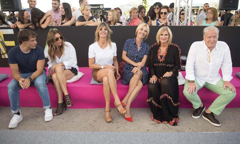 Moda ibicenca para despedir el verano en Madrid
