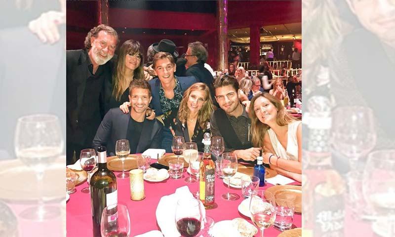 Diversión y complicidad en la cena de nominados a 'Los40 Music Awards'
