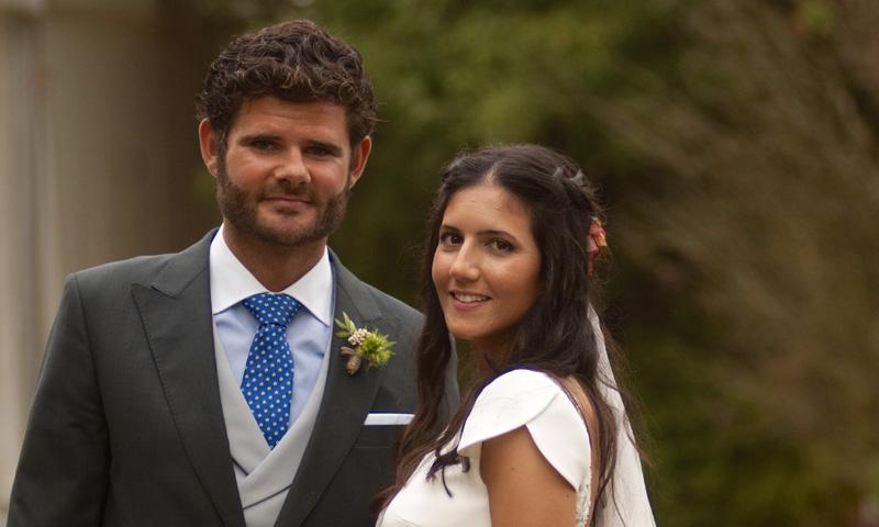 La boda gallega de Ignacio y Paula