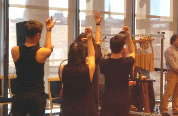 'Mosaico de Sonidos', un proyecto musical que avanza en la inclusión de la discapacidad intelectual