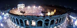 Verona: amor, ópera y 40 años de Plácido Domingo