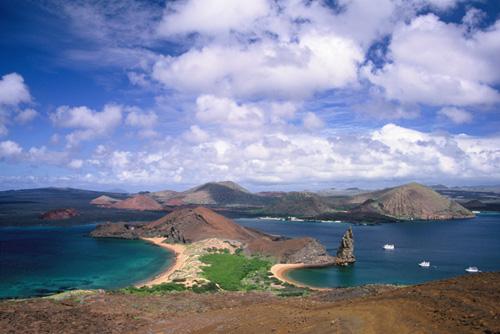 Tu guía en las islas Galápagos se llama Darwin
