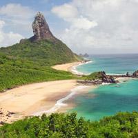 Empieza el verano en las playas de Brasil