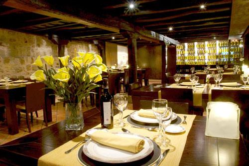 Restaurantes micológicos en Castilla y León