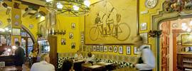 Cafés y otras delicias modernistas en Barcelona