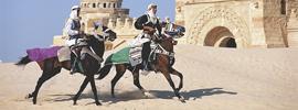 Vive unas animadas vacaciones en el desierto de Túnez