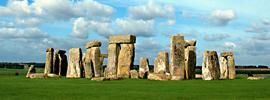 Comienza el invierno en el misterioso Stonehenge