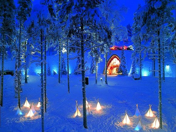 Escapadas para tus vacaciones de Navidad