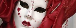 Lirismo y drag queens en el Carnaval de Venecia