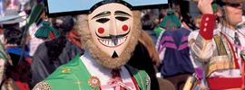 Máscaras, ruido y color en el Entroido de Ourense
