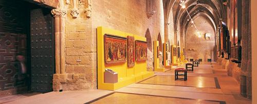 Abierto del Museo Diocesano de Jaca