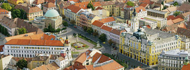 Pécs 2010, una capital sin fronteras