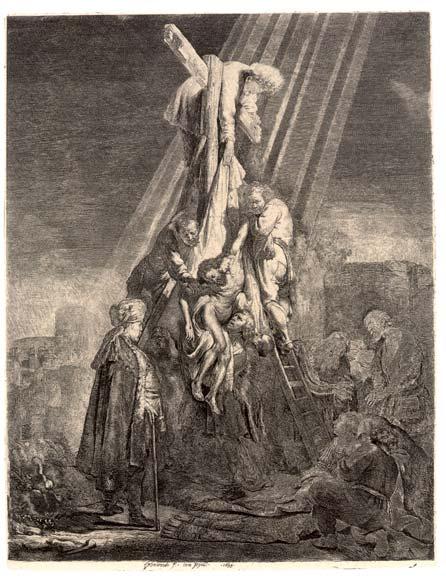 Grabados de Rembrandt en Cáceres