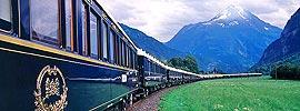 El Orient Express vuelve a la vía
