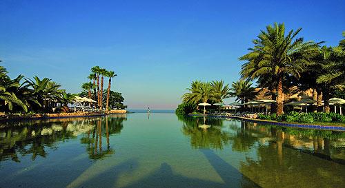 Días de relax en un spa del Mar Muerto