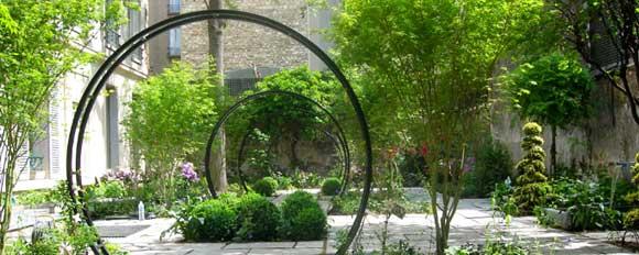 Los jardines de hotel m s espectaculares del mundo foto for Jardines espectaculares