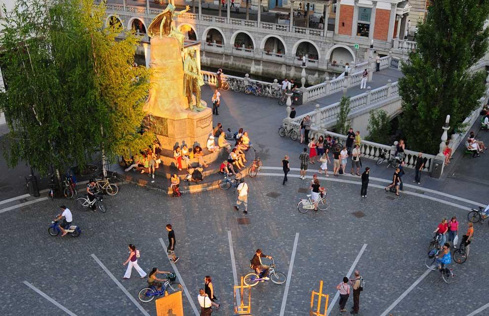 Ljubljana, la desconocida capital de Eslovenia en imágenes