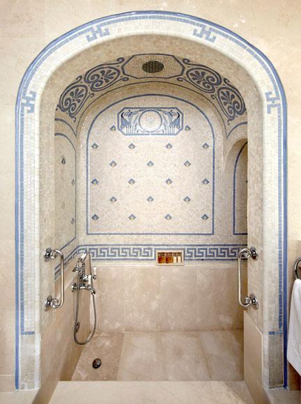 Baños Romanos Londres:Siéntete una estrella en el 'nuevo' hotel Palace de Barcelona