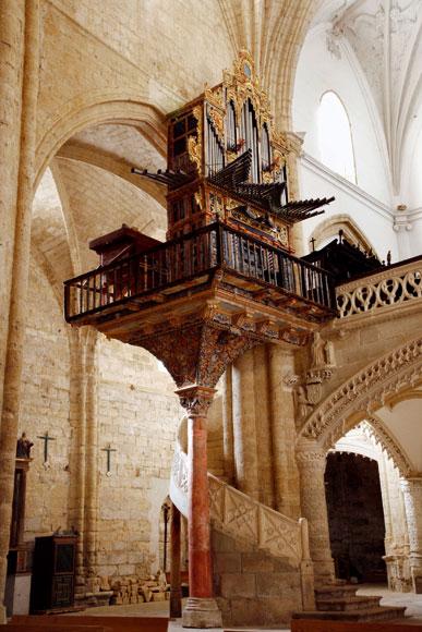 Música celestial en Palencia