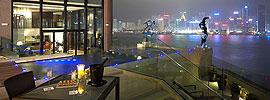 Esplendor contemporáneo en el Intercontinental Hong Kong