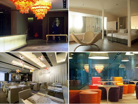 hoteles de dise o en las ciudades de la moda foto