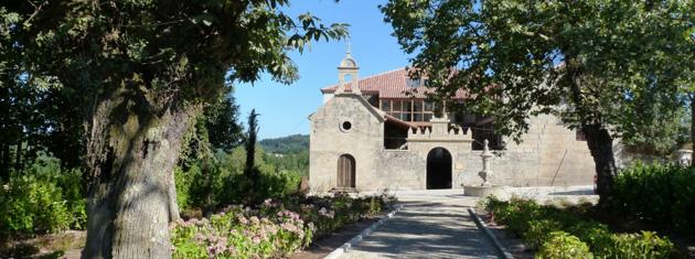 Palacio de Sober, primer 5 estrellas de Lugo
