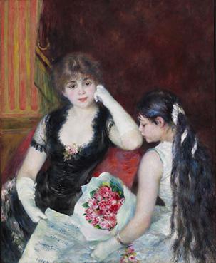 ¿Sientes pasión por Renoir?
