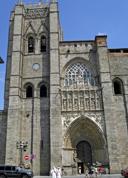 Catedrales, con los cinco sentidos