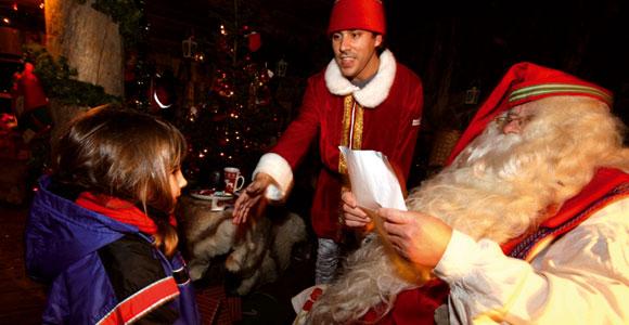 Papá Noel o los Reyes, ¿a quién quieres conocer?