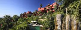 ... y el mejor hotel de lujo con spa es...