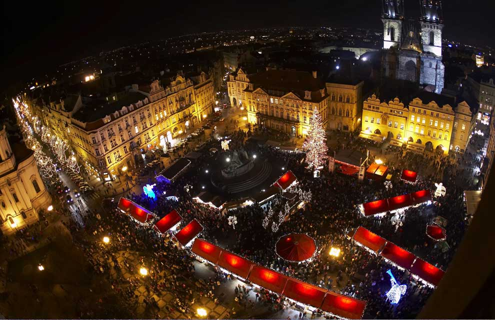 Mercadillos navide os que huelen a magia - Mercado de navidad madrid ...