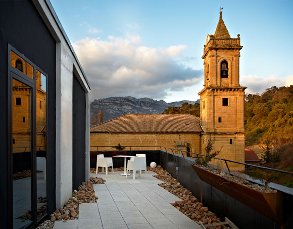 Viura originalidad en la ruta del vino de rioja foto 1 for Hotel viura