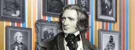 Un feliz y muy sonado cumpleaños para Liszt