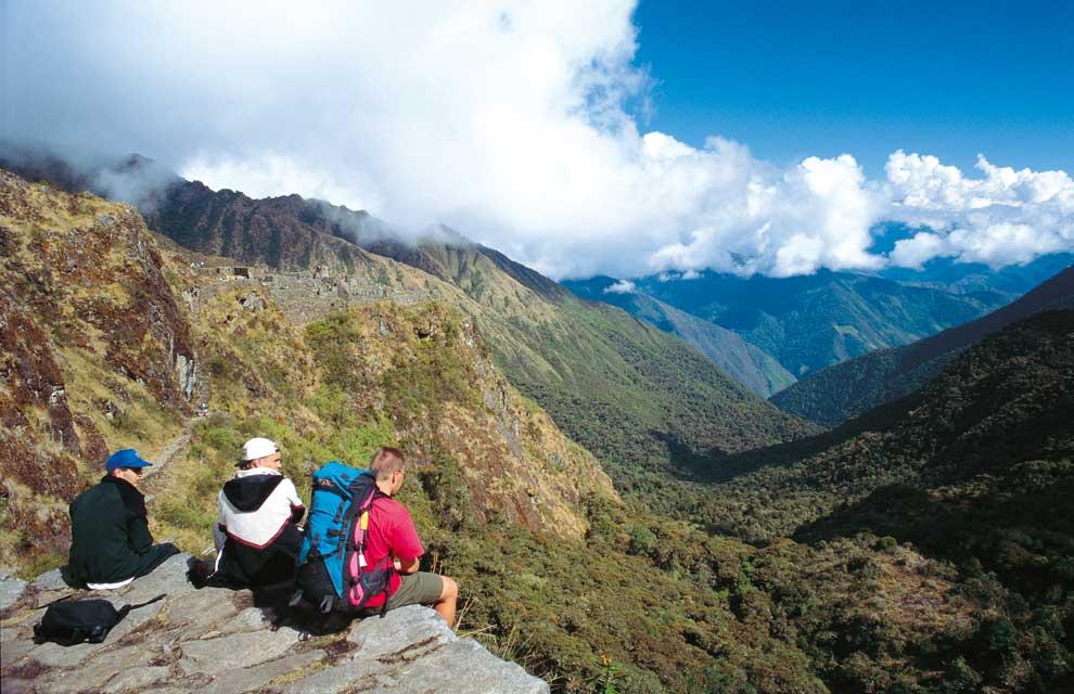 Un paseo por las nubes hacia Machu Picchu