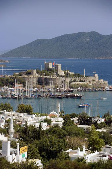 Bodrum, la Turquía más cosmopolita